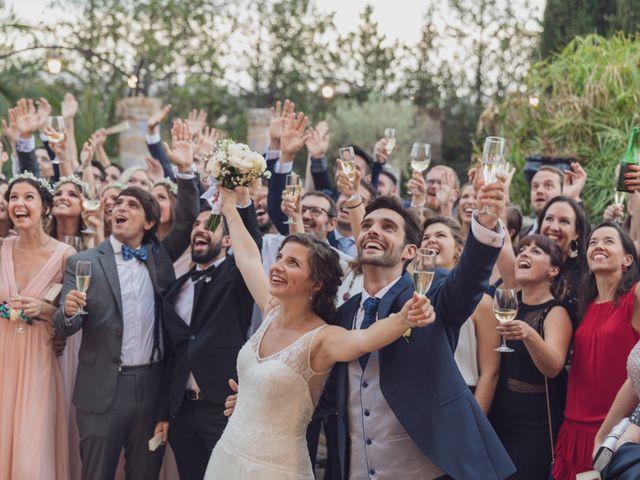 La boda de Fran y Llucia en Sa Font Seca/la Font Seca, Islas Baleares 4