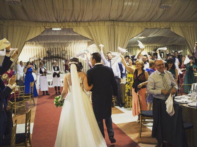 La boda de Álvaro  y Paloma en Granada, Granada 21
