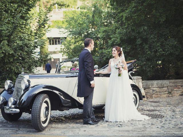 La boda de Álvaro  y Paloma en Granada, Granada 23