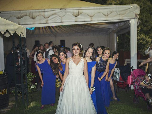 La boda de Álvaro  y Paloma en Granada, Granada 25