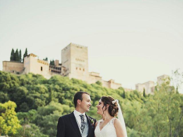 La boda de Álvaro  y Paloma en Granada, Granada 26