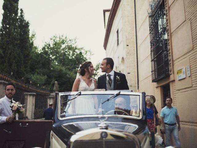 La boda de Álvaro  y Paloma en Granada, Granada 28