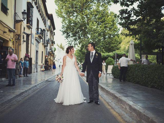 La boda de Álvaro  y Paloma en Granada, Granada 29