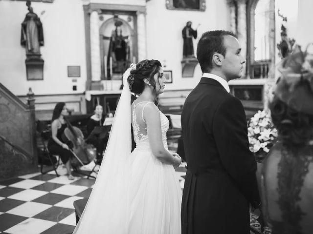 La boda de Álvaro  y Paloma en Granada, Granada 32