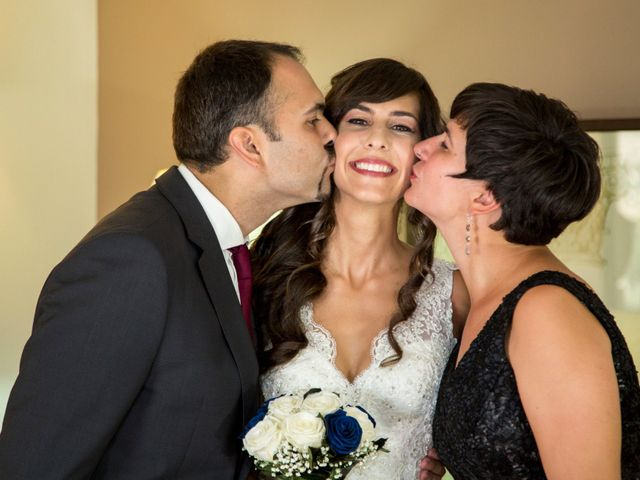 La boda de Jonatan y Sara en Toledo, Toledo 16