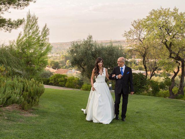 La boda de Jonatan y Sara en Toledo, Toledo 18