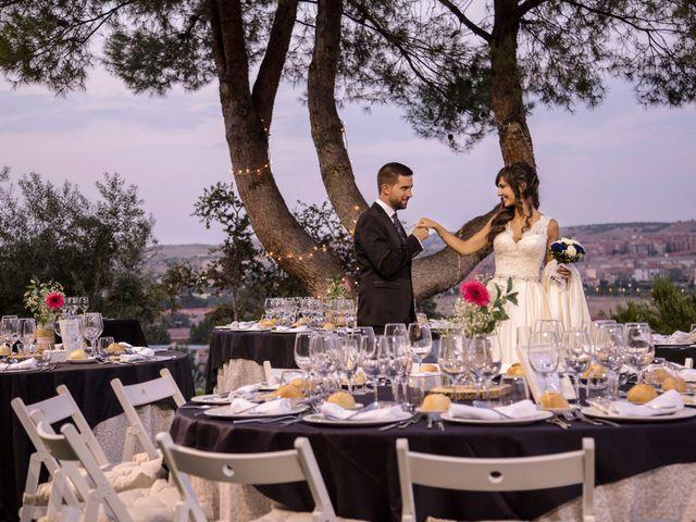 La boda de Jonatan y Sara en Toledo, Toledo 23