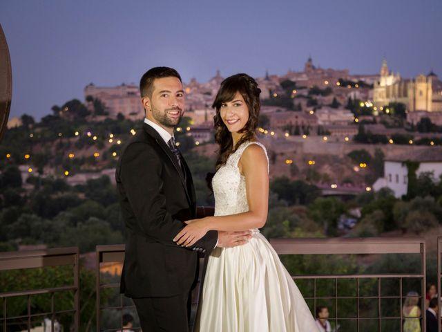 La boda de Jonatan y Sara en Toledo, Toledo 25