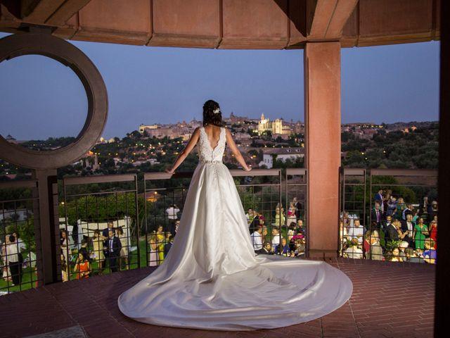 La boda de Jonatan y Sara en Toledo, Toledo 26