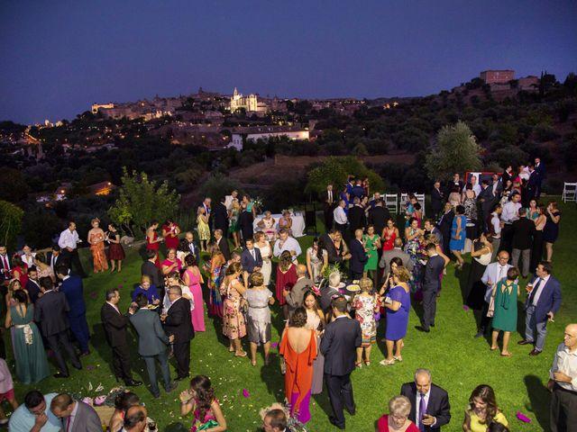 La boda de Jonatan y Sara en Toledo, Toledo 27