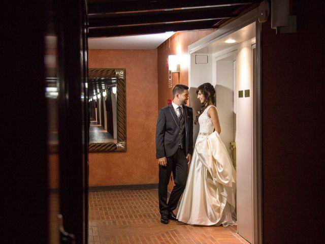 La boda de Jonatan y Sara en Toledo, Toledo 28