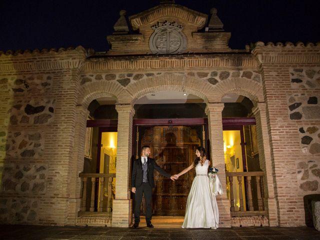 La boda de Jonatan y Sara en Toledo, Toledo 32