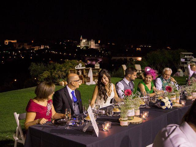 La boda de Jonatan y Sara en Toledo, Toledo 33