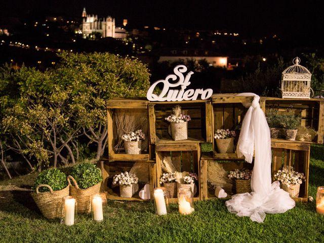 La boda de Jonatan y Sara en Toledo, Toledo 39