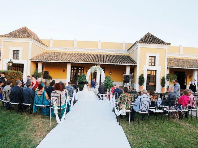 La boda de Óscar y Ana en Bollullos De La Mitacion, Sevilla 8