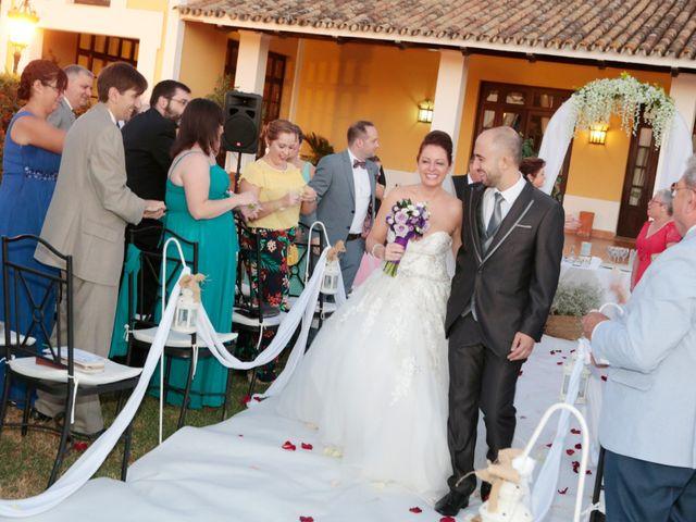 La boda de Óscar y Ana en Bollullos De La Mitacion, Sevilla 12