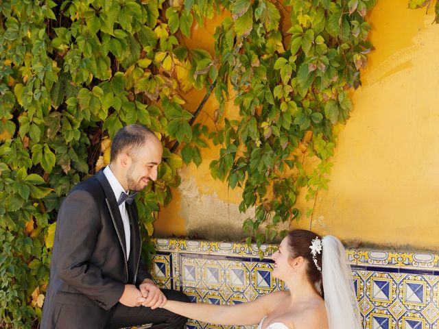 La boda de Óscar y Ana en Bollullos De La Mitacion, Sevilla 13