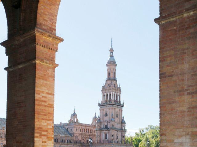 La boda de Óscar y Ana en Bollullos De La Mitacion, Sevilla 16