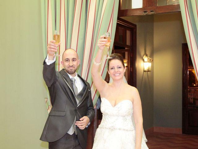 La boda de Óscar y Ana en Bollullos De La Mitacion, Sevilla 20