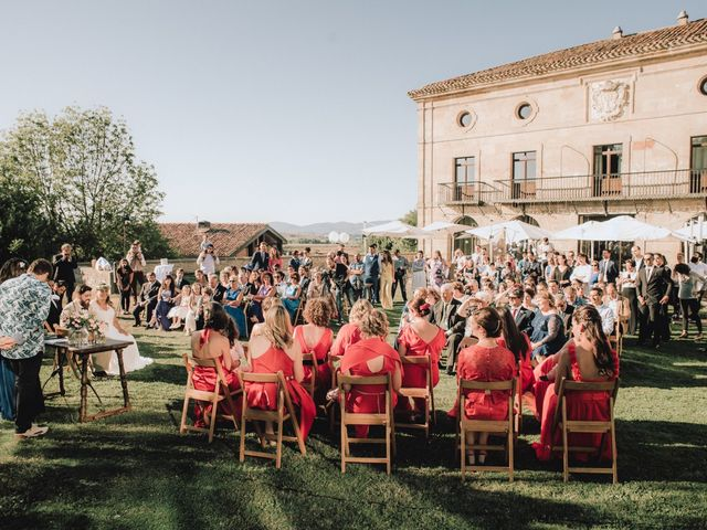 La boda de Aitor y Maider en Argomaniz, Álava 45
