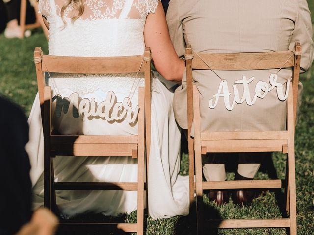 La boda de Aitor y Maider en Argomaniz, Álava 47