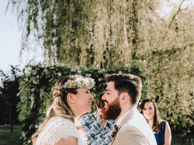La boda de Aitor y Maider en Argomaniz, Álava 52