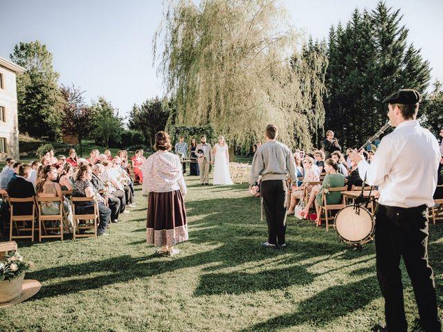 La boda de Aitor y Maider en Argomaniz, Álava 53