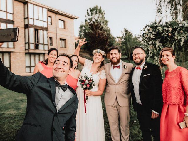 La boda de Aitor y Maider en Argomaniz, Álava 71