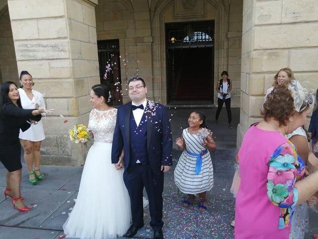La boda de Alejandro y Nataly en Irun, Guipúzcoa 9