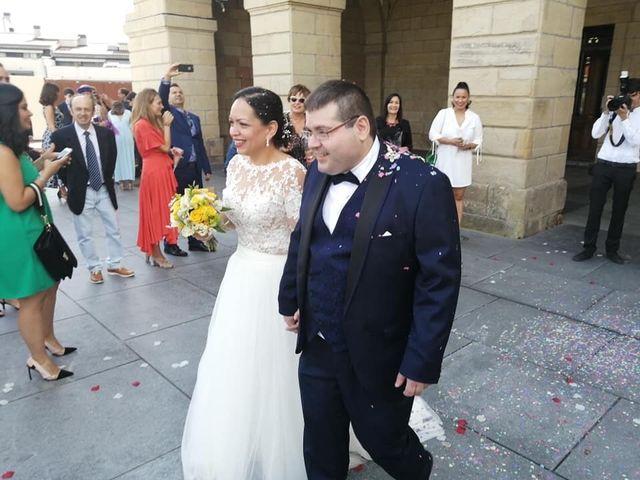 La boda de Alejandro y Nataly en Irun, Guipúzcoa 10