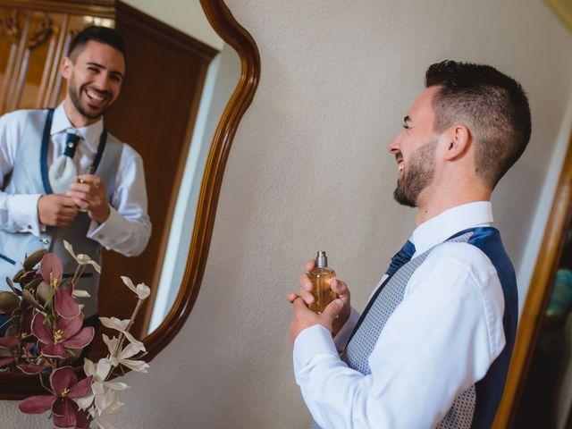 La boda de Saúl y Fátima en El Campello, Alicante 7