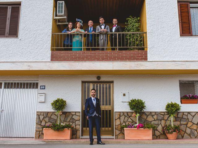 La boda de Saúl y Fátima en El Campello, Alicante 12