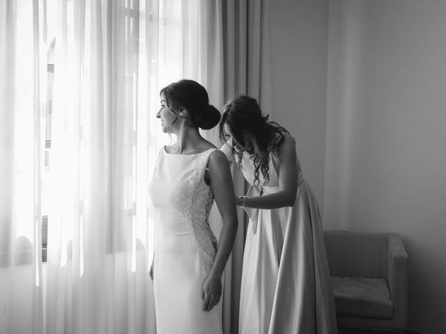 La boda de Saúl y Fátima en El Campello, Alicante 23