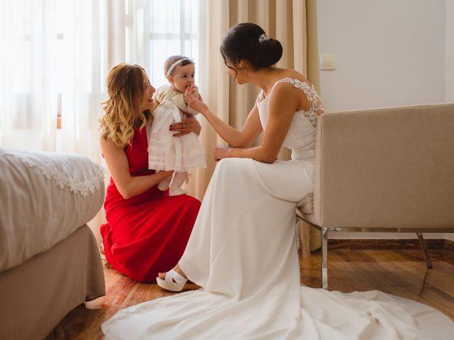 La boda de Saúl y Fátima en El Campello, Alicante 24