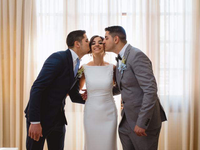 La boda de Saúl y Fátima en El Campello, Alicante 27