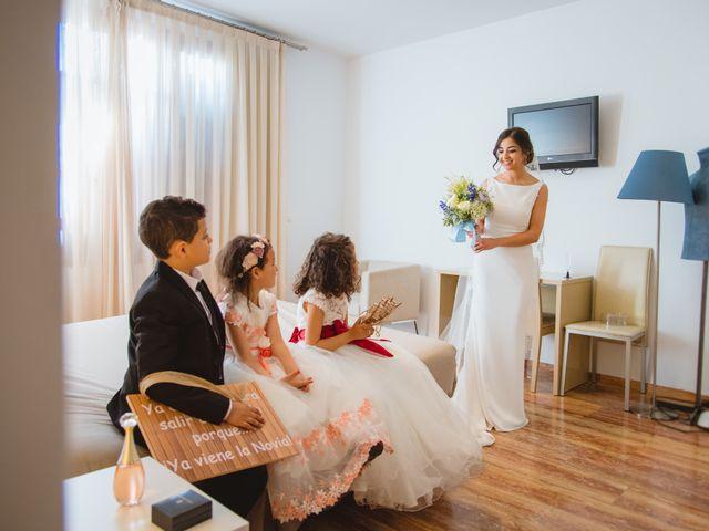 La boda de Saúl y Fátima en El Campello, Alicante 32