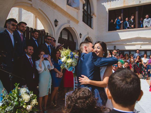 La boda de Saúl y Fátima en El Campello, Alicante 36
