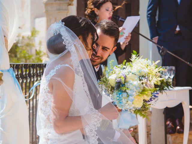 La boda de Saúl y Fátima en El Campello, Alicante 37