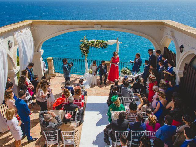 La boda de Saúl y Fátima en El Campello, Alicante 38