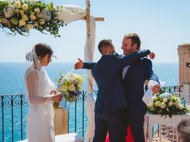 La boda de Saúl y Fátima en El Campello, Alicante 39