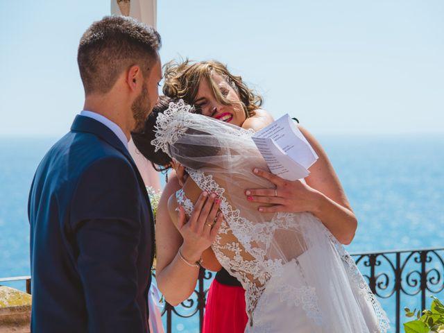 La boda de Saúl y Fátima en El Campello, Alicante 40