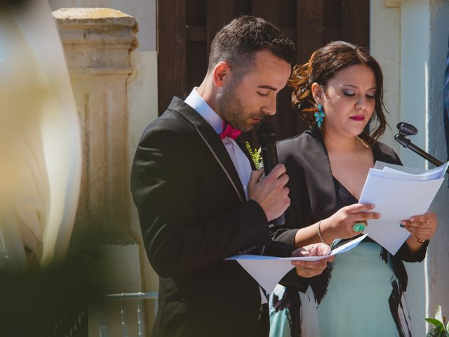 La boda de Saúl y Fátima en El Campello, Alicante 41