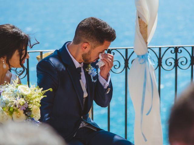 La boda de Saúl y Fátima en El Campello, Alicante 42
