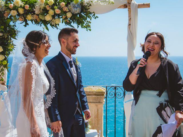 La boda de Saúl y Fátima en El Campello, Alicante 43