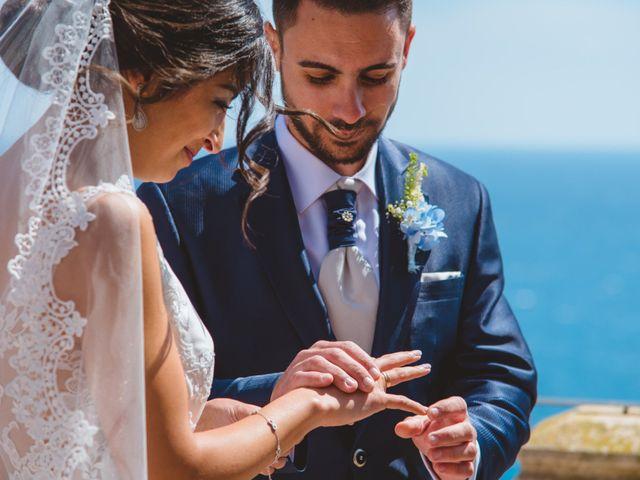 La boda de Saúl y Fátima en El Campello, Alicante 45
