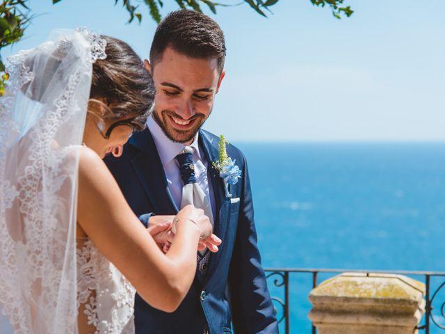 La boda de Saúl y Fátima en El Campello, Alicante 46