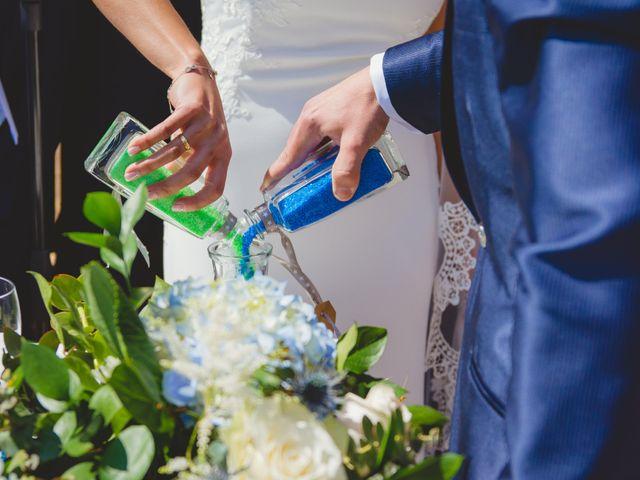 La boda de Saúl y Fátima en El Campello, Alicante 48
