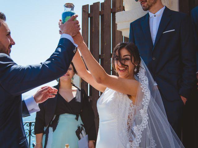 La boda de Saúl y Fátima en El Campello, Alicante 49
