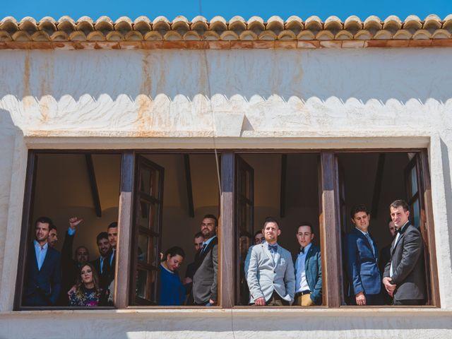 La boda de Saúl y Fátima en El Campello, Alicante 50