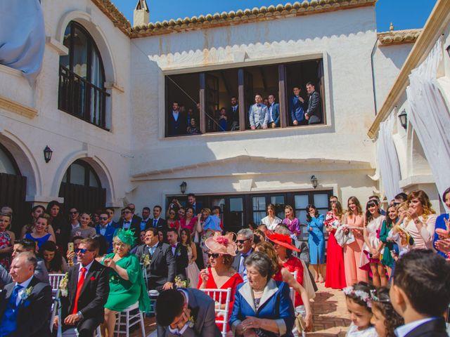 La boda de Saúl y Fátima en El Campello, Alicante 51